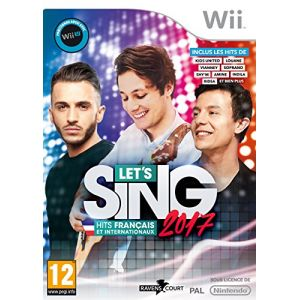 [GAMES] Lets Sing 2017 Hits Francais (Wii/PAL/MULTi5)