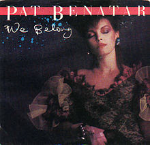 We Belong de Pat Benatar
