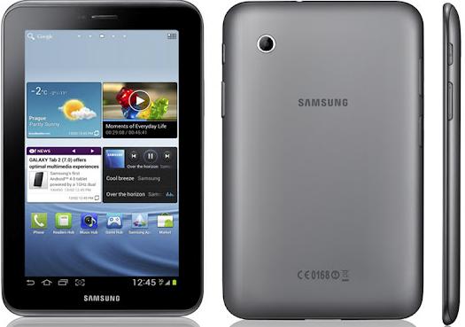 Spesifikasi Harga Samsung Galaxy Tab 2 10.1 Terbaru April 2015
