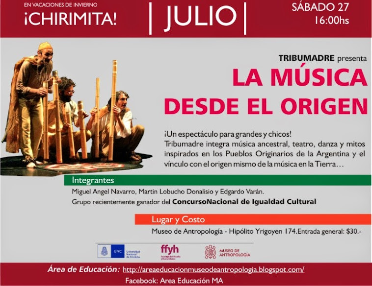 TRIBUMADRE EN EL MUSEO!!!