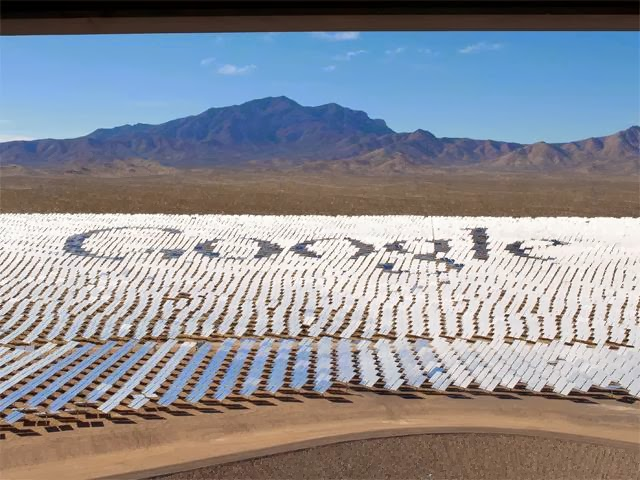 Ivanpah Solar Electric Generating System, solar power, solar electric, California, alternative energy, green energy, renewable energy, energy, electricity