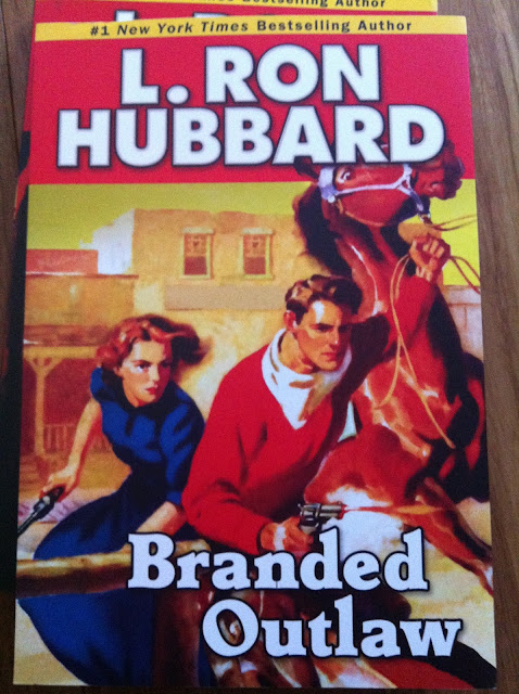 Branded outlaw book