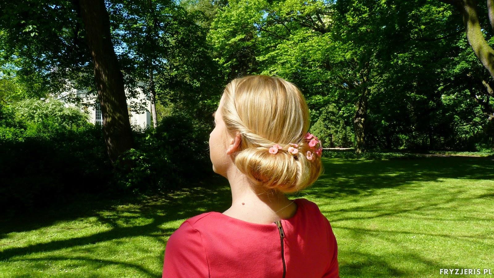 fryzury - upiecie na wypelniaczu 9