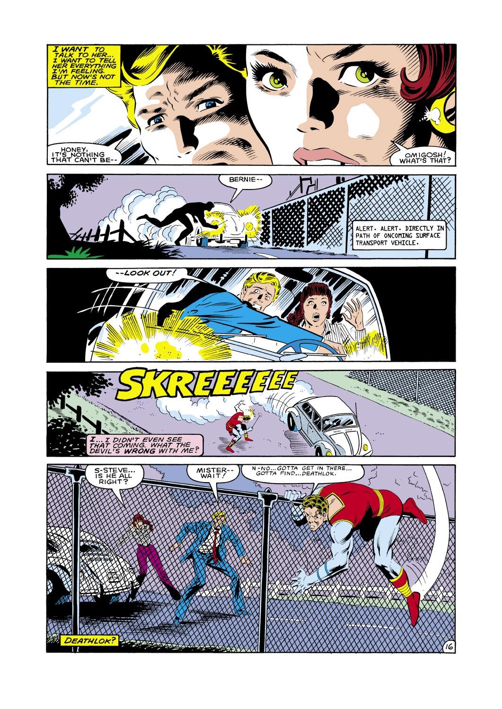 Captain America (1968) Issue #286 #202 - English 17
