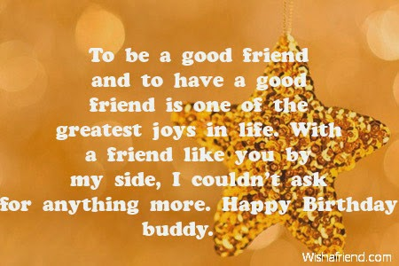 Birthday Wishes Of Friend