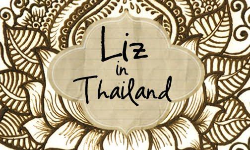 Liz in Thailand