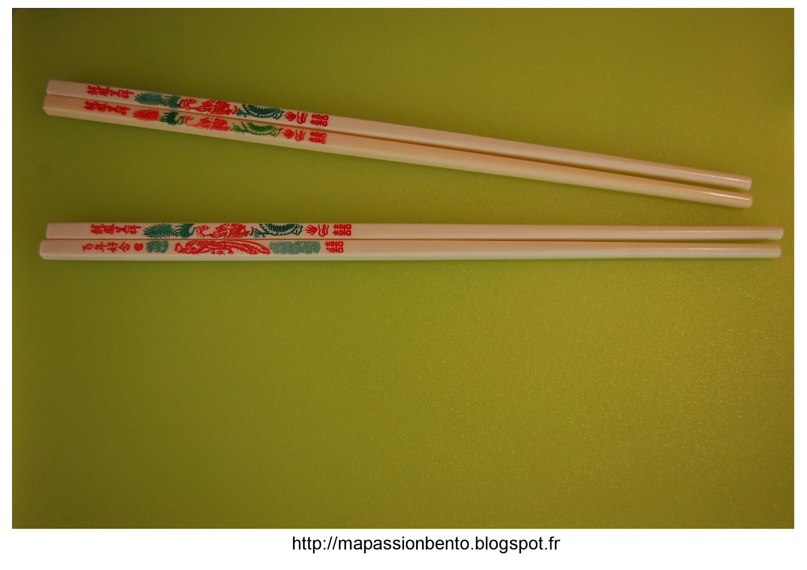 Ma passion bento fourchette ou baguettes - Comment tenir des baguettes chinoises ...