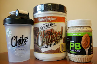 Chike+Nutrition+Giveaway+Chocolate+Bliss+Chike+PB+Powdered+Peanut+Butter+Protein+Shake Weight Loss Recipes Drum roll...