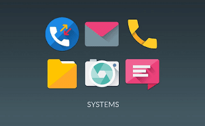 Download Materialistik Icon Pack APK Pro Version