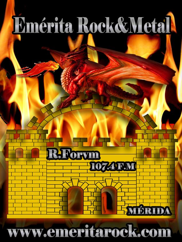 Emérita Rock&Metal Radio 107.4 FM
