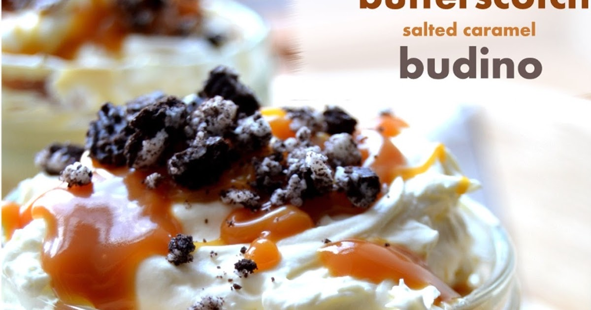 Cakeyboi: Easy Butterscotch Salted Caramel Budino