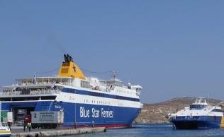 Santorini Feribot Ulaşım