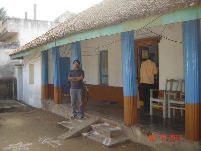 Chiranjeevi House At Mogaltur , West Godavari District Part 18