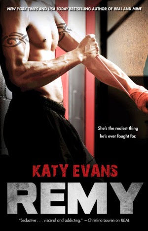 http://www.katyevans.net/books/remy/