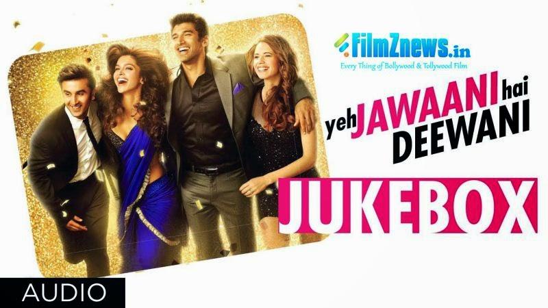 Yeh Jawaani Hai Deewani Full Songs | Jukebox 2