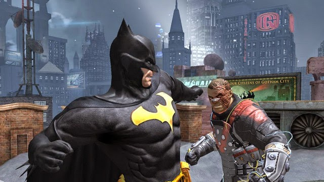 Batman Arkham Origins 1.3.0 Mod Apk Game