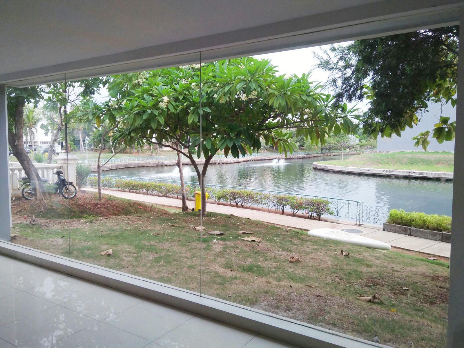 Voucher Hotel Puncak Yasmin Resort And Conference View Ruang Tamu Bawah Siang