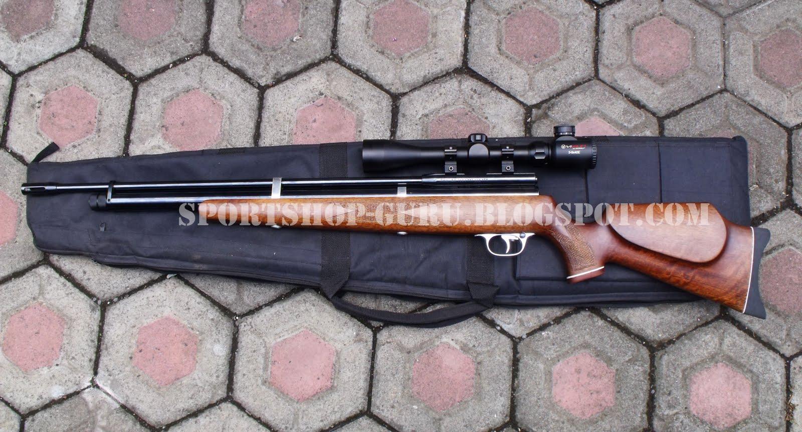 LIST SENAPAN ANGIN: Mouser Gun
