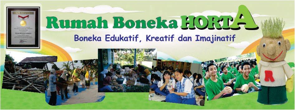 Rumah Boneka Horta