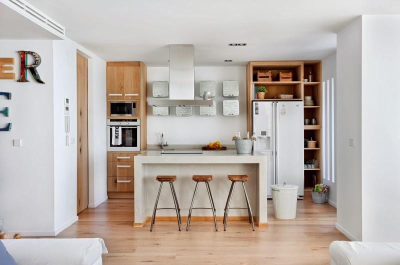 Un piso de dise o en alicante estilo nordico estilo - Piso estilo nordico ...