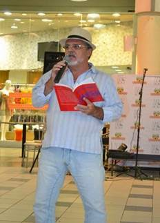 "Santa Cruz Shopping promove sarau ""Ponto da Poesia"""