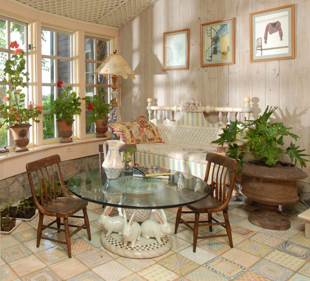 Indoor Sun Room Furniture Ideas
