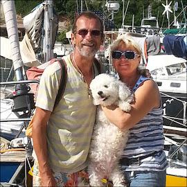 Cathie et Dan