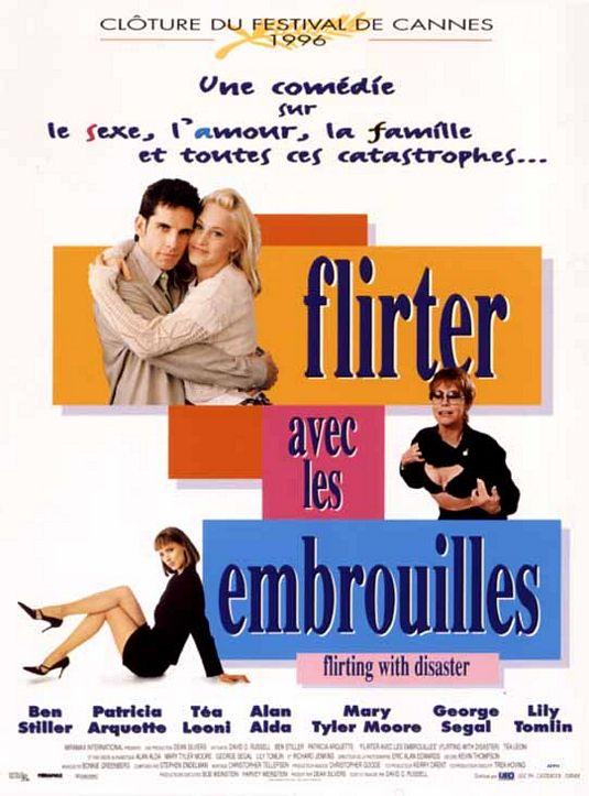 flirting with disaster movie cast list movie