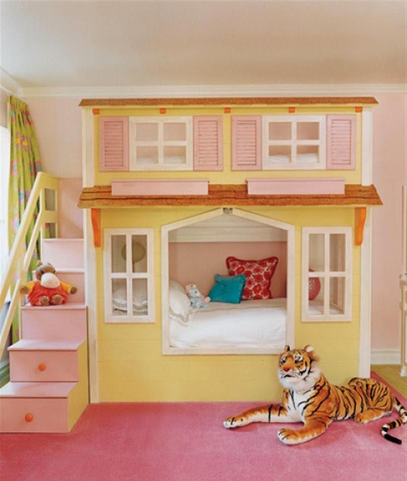 5 تشكيلة غرف نوم اطفال حديثة