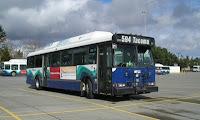 Rawalpindi CNG Bus Project
