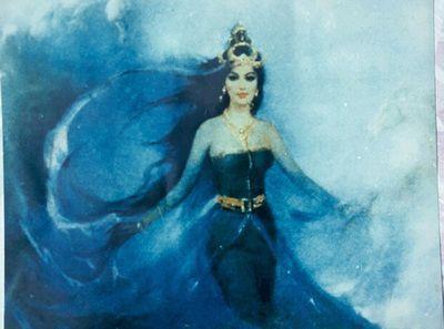 Mengungkap Misteri Jatidiri Kanjeng Ratu Kidul