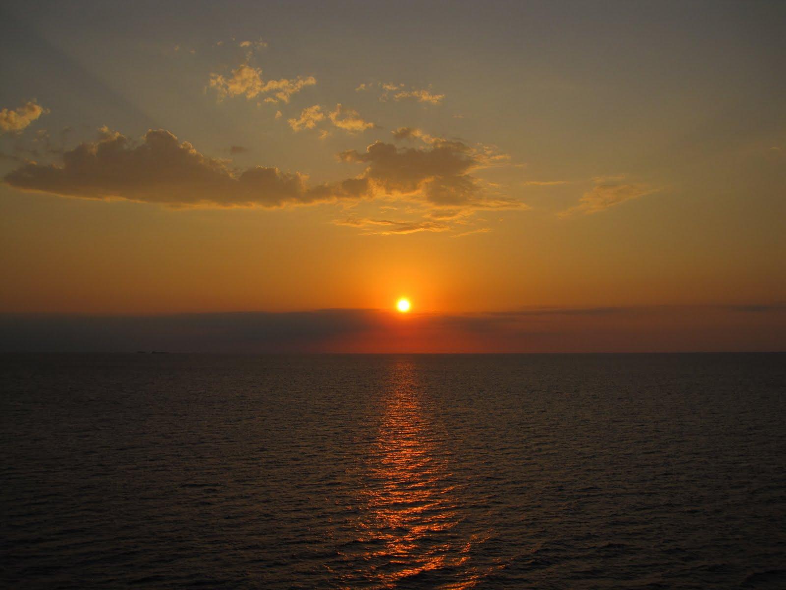 Glenn716 Bahamas Celebration Sunset
