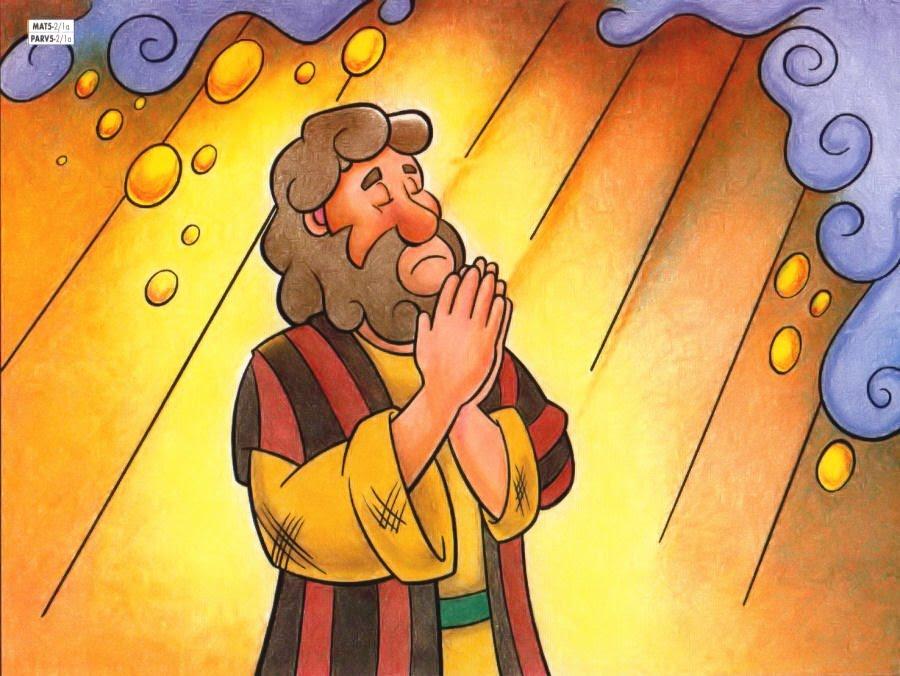 Cristãos kids: História bíblica e atividades - Profeta Jeremias
