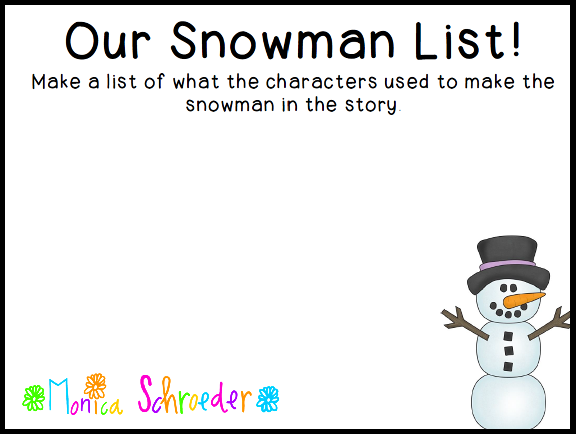 The Listening Snowman: The Schroeder Page