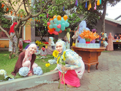 I called it: Pengajian with Style | Spring Theme - InaRovi
