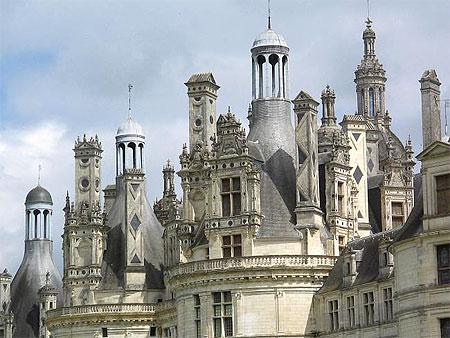 Rincones con encanto francia castillo de chambord - Castillo de chambord ...