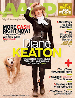 Diane Keaton Magazine Cover Pictures