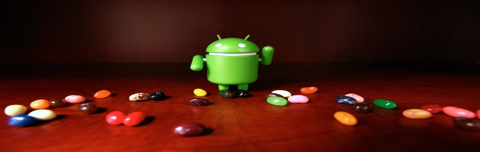 Jelly Bean Android Top Wallpaper HD
