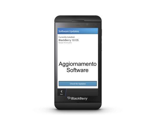 Blackberry 10 viene aggiornato alla versione successiva che migliora le prestazioni, la fotocamera, la durata della vista dello smartphone Z10