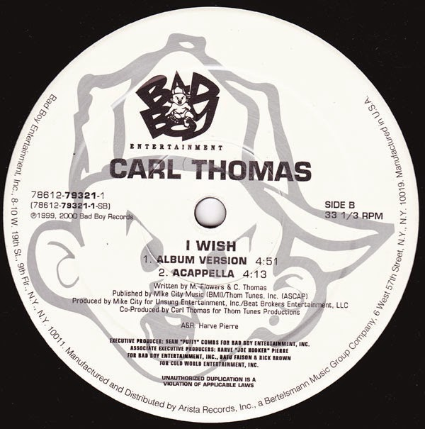 Carl Thomas - I Wish