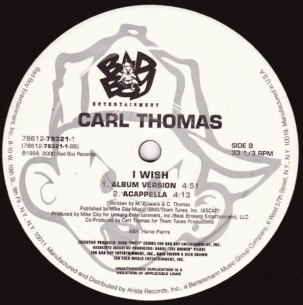 Carl Thomas - I Wish