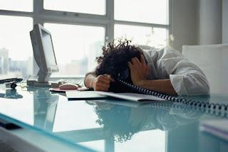 Cómo crecer en nuestro negocio y no morir en el intento, trabajo_estres