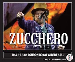 ZUCCHERO A LONDRA