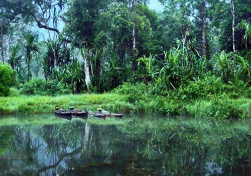 Situ Gunung Sukabumi Jawa Barat