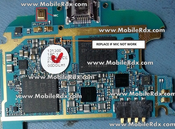 Samsung Galaxy S3 Mic Solution