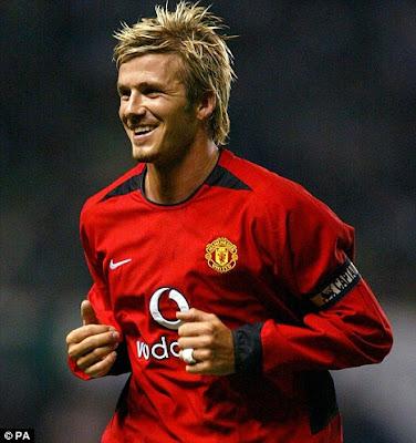 David Beckham - Manchester United (1)