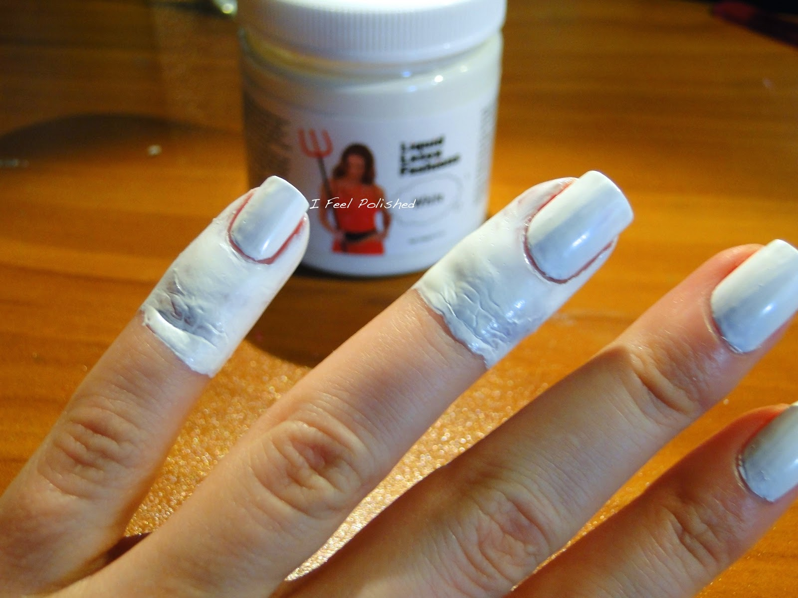 Easy Nail Art Clean Up