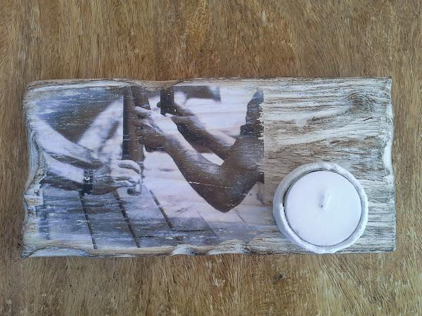 Transferir im genes a madera mi secreto bricolaje - Transferir foto a madera ...