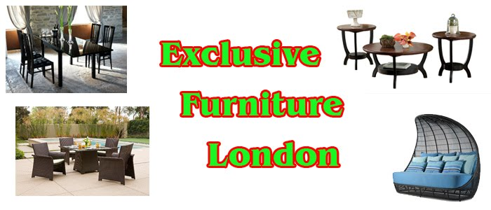 Exclusive Furniture London