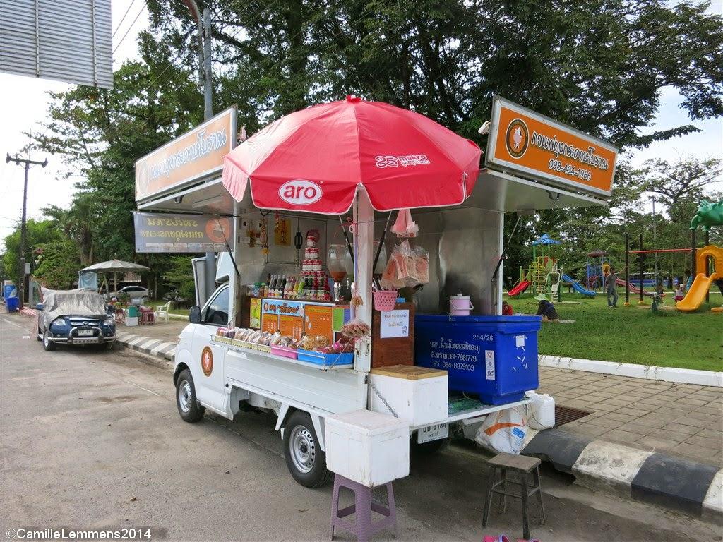 Food on Wheels, Takua Pa
